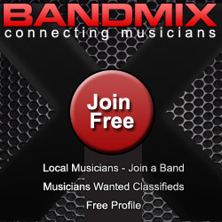 Musicians Wanted Classifieds at BandMix.com